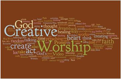 Creative Worship Words